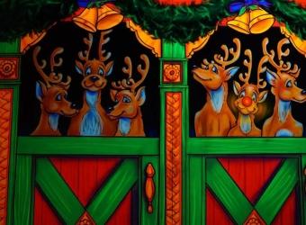 3D-Reindeer