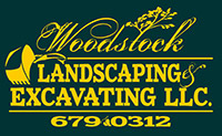woodstock landscaping excavating logo
